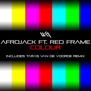 Afrojack ft Red Frame – Colour
